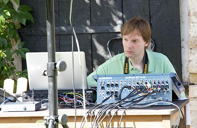 Pär Johansson in Lövstabruk 2011